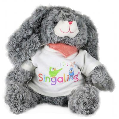 Singaling Sam Fluffy Rabbit