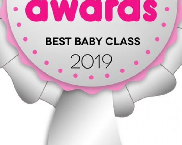 Singaling top 5 finalist in the 2019 Mums & Tots Awards
