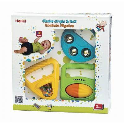 Musical Shapes Gift Set