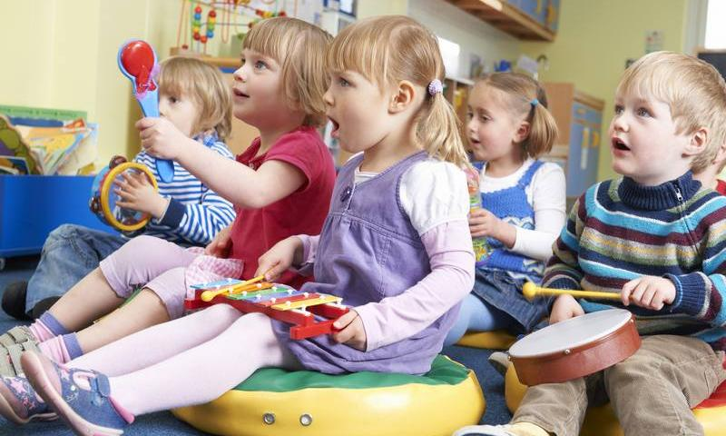 Singaling Music Learning Programme for Children